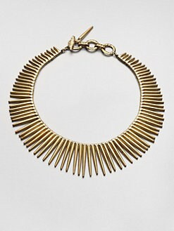 Josie Natori - Metal Necklace