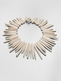 Josie Natori - Horn Necklace