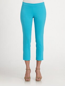 Josie Natori - Cropped Pants