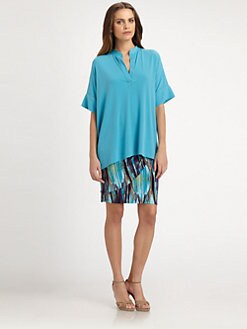Josie Natori - Caftan Tunic