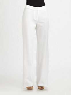 Josie Natori - Wide-Leg Pants