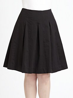 Melissa Masse, Salon Z - Pleated Skirt