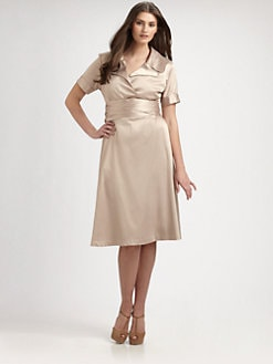 Melissa Masse, Salon Z - Trench Dress