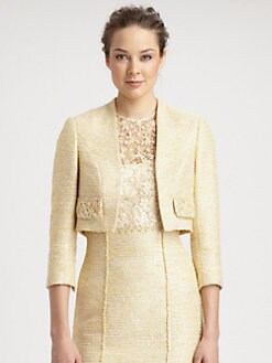 Kay Unger - Tweed Jacket