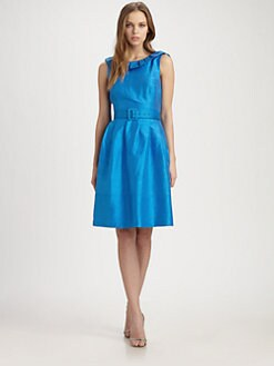 Kay Unger - Taffeta Dress