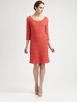 Kay Unger - Knit Dress