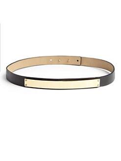 St. John - Medium Leather Belt