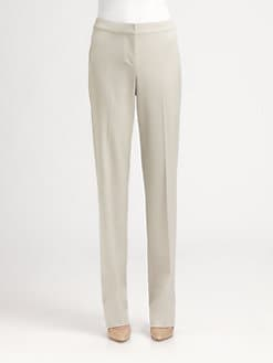 St. John - Wool Diana Pants