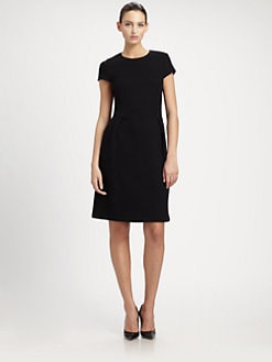 St. John - Punto Riso Knit Dress