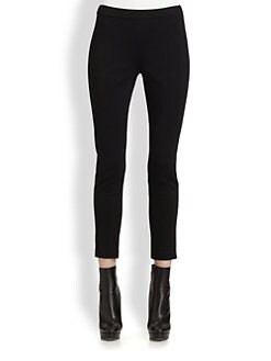 St. John - Milano Knit Ankle Pants