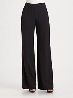 St. John - Diana Wide-Leg Pants