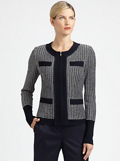 St. John - Tribeca Knit Jacket