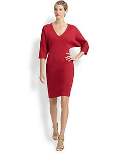 St. John - Milano Knit Dress