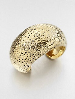 St. John - Hammered Cuff Bracelet