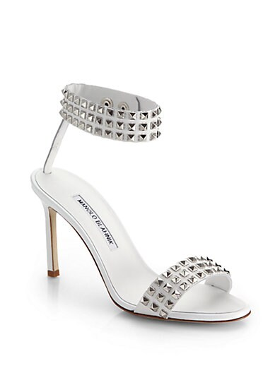 Rocco Studded Leather Sandals