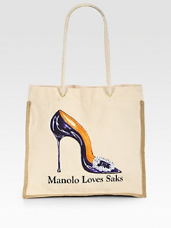 Manolo Blahnik - Gift With Any $700 Manolo Blahnik Purchase