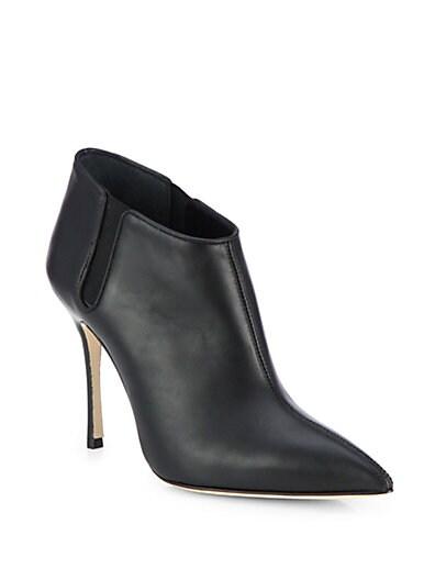 Cleofa Kidskin Ankle Boots