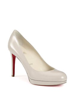 Christian Louboutin - New Simple Pumps