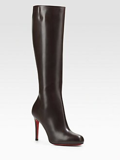 Christian Louboutin - Simple Botta Knee-High Boots