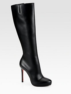 Christian Louboutin - Botalili Leather Boots
