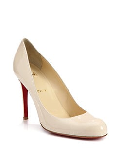Christian Louboutin - Simple 100 Patent Pumps