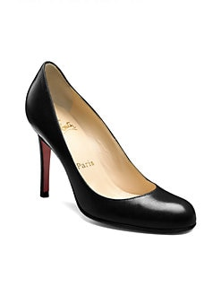 Christian Louboutin - Simple 100 Leather Pumps