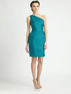 Carmen Marc Valvo - Organza Dress