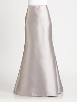 Carmen Marc Valvo - Twill Skirt