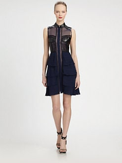 Jason Wu - Tiered Combo Dress