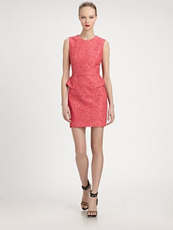 Jason Wu - Peplum Dress