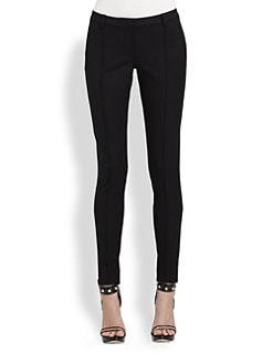 Jason Wu - Bi-Stretch Gabardine Stovepipe Pants