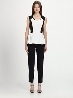Prabal Gurung - Peplum Tank