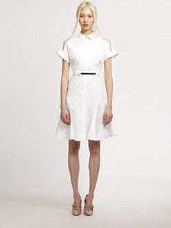 Prabal Gurung - Button-Down Dress