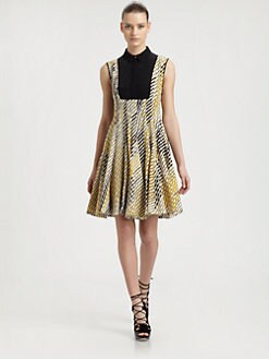 Jason Wu - Silk Printed Dress