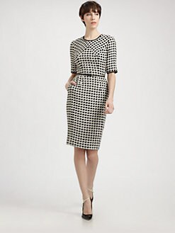 Jason Wu - Wool Tweed Dress