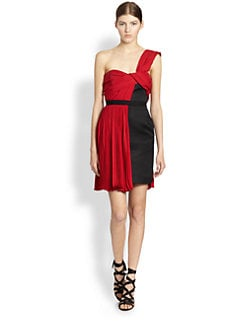 Jason Wu - One-Shoulder Dress