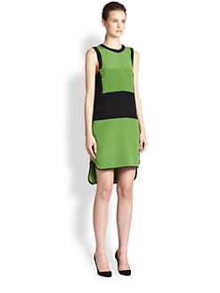 Prabal Gurung - Silk Tunic Dress