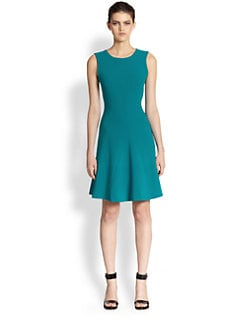 Prabal Gurung - Stretch Wool Dress