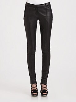 Jason Wu - Leather Skinny Pants
