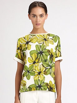 Jason Wu - Printed Top