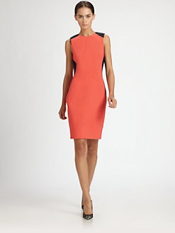 Jason Wu - Sleeveless Stretch Wool Dress
