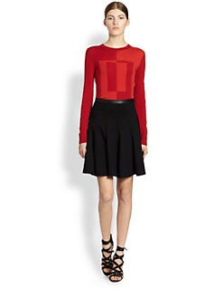 Jason Wu - Colorblock Sweater