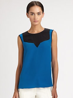 Jason Wu - Silk Combo Shell