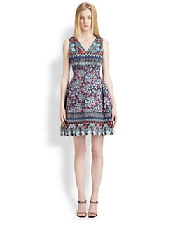 Prabal Gurung - Printed Dress