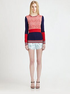 Prabal Gurung - Layered-Look Sweater