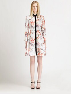 Prabal Gurung - Printed Shirtdress