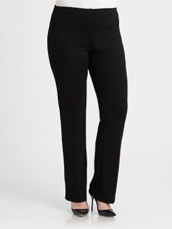 Stizzoli, Salon Z - Classic Knit Trousers