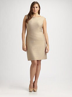 Kay Unger, Salon Z - Coffee Dress