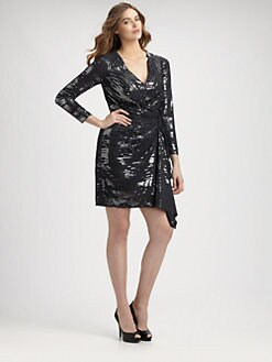 David Meister, Salon Z - Allover Sequin Dress