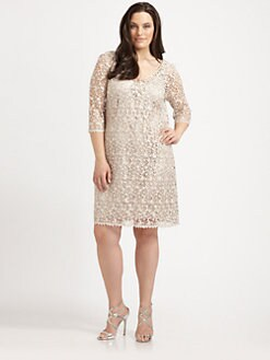 Plus-Size Wedding Dress | ElegantPlus.com Editor's Pick Spring 2013: Sizes 16-22W